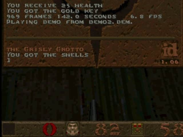 TARGA Series II - Test MS-DOS