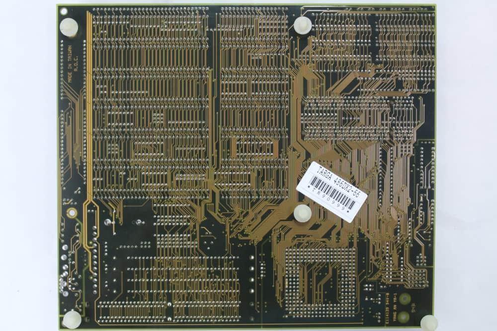 TARGA Series II - Základní deska