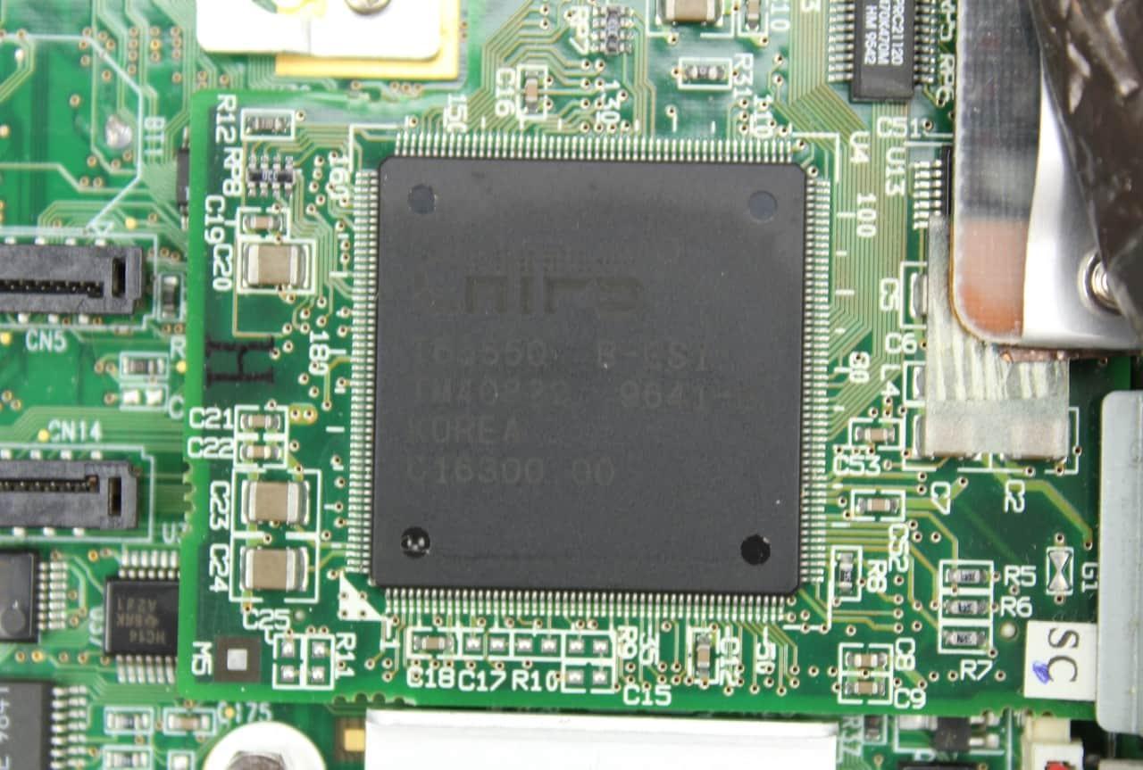 Grafický čip