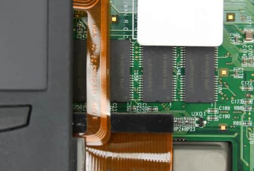 Integrovaná paměť RAM