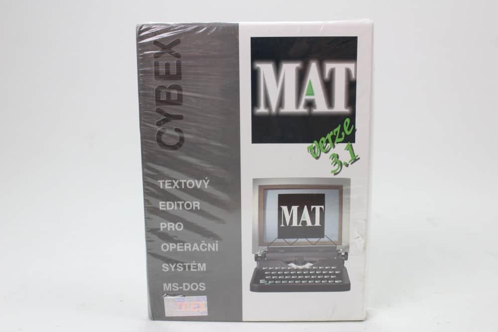 MAT-3.1 - Nerozbalená krabice