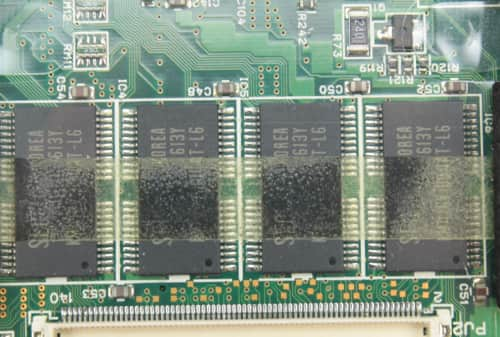 Integrovaná paměť 8MB