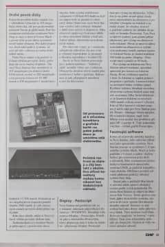 CHIP číslo 5-1991 - Útok na Mac