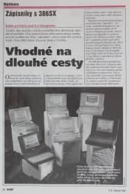 Vhodné na cesty - CHIP číslo 6/1991