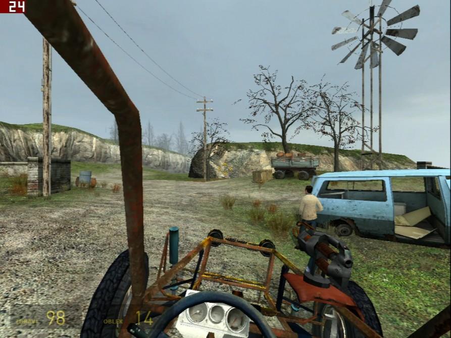 Half Life 2 - nVidia GeForce3 TI200 64MB DDR - Sparkle SP7000