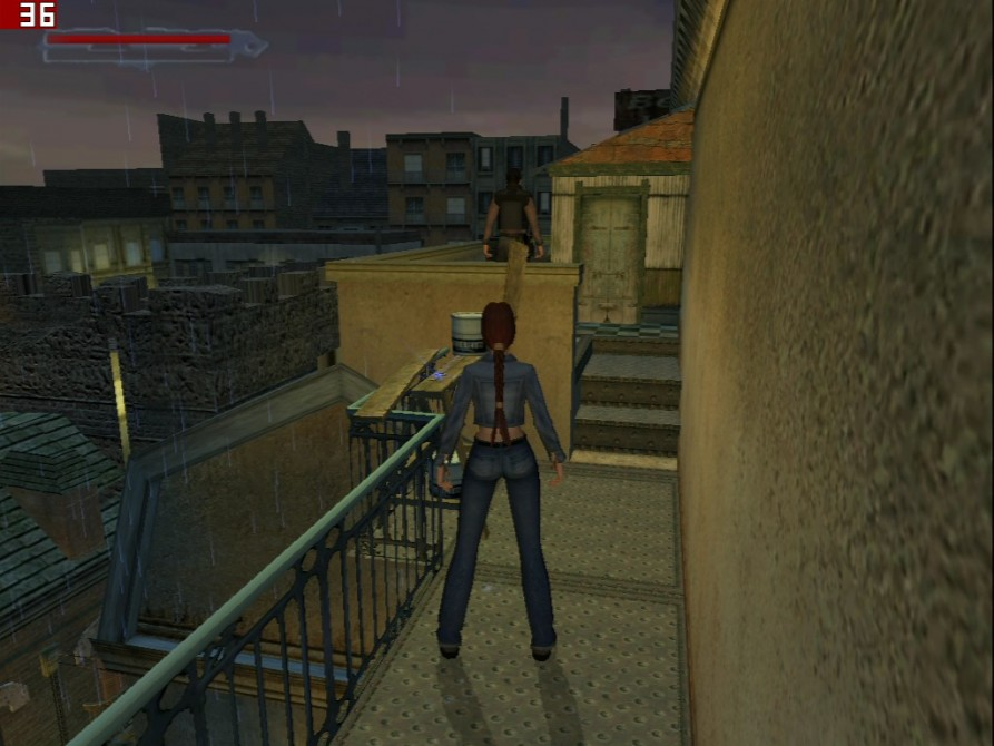 Tomb Raider – The Angel of Darkness - nVidia GeForce3 TI200 64MB DDR - Sparkle SP7000