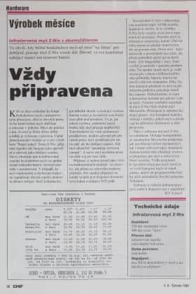 CHIP číslo 6/1991