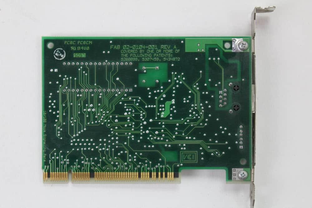Zenith Data System Z-Station EL - Síťová karta 3COM