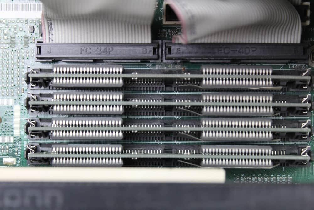 Zenith Data System Z-Station EL - RAM
