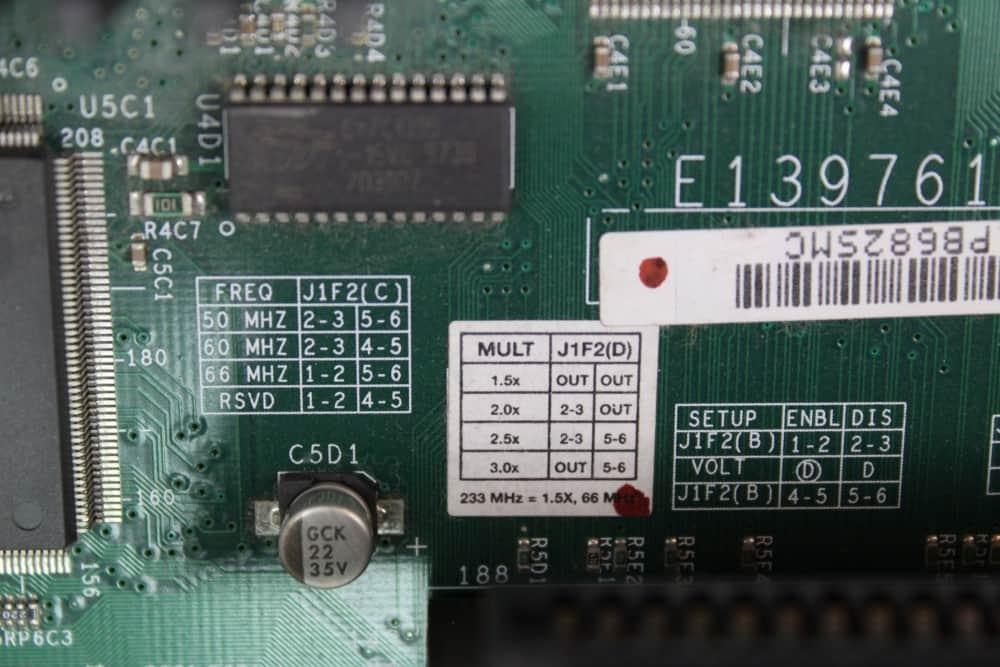 Zenith Data System Z-Station EL - Popisky