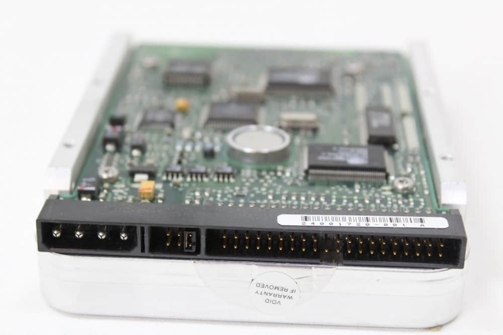Zenith Data System Z-Station EL - Pevný disk