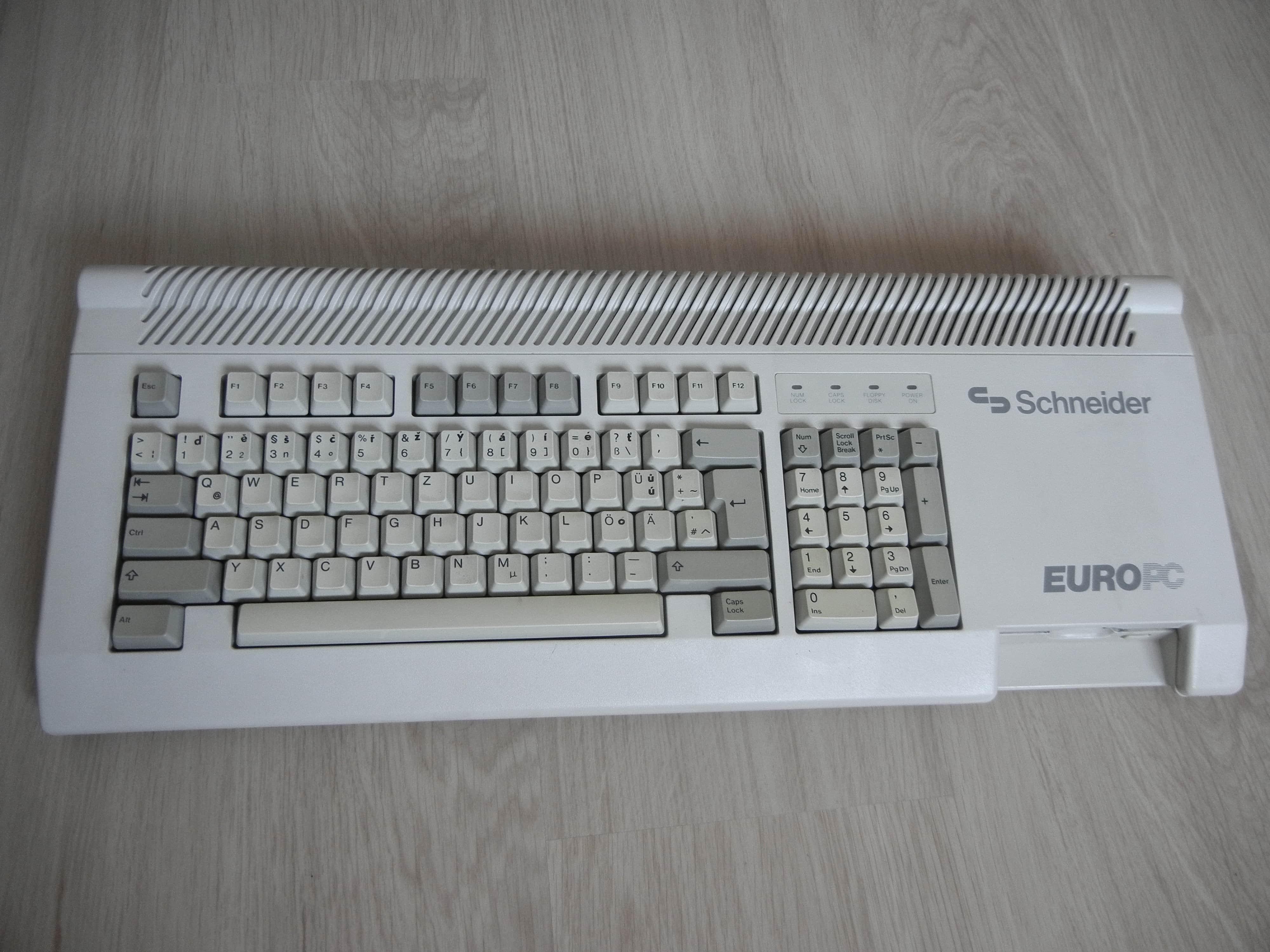 Schneider EURO PC