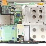 Přístup k procesoru - Fujitsu Siemens Lifebook E-6540