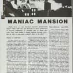 8- Maniac Mansion