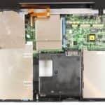 Bez krytu a klávesnice - IBM ThinkPad 340