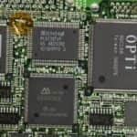 Grafický čip - IBM ThinkPad 340
