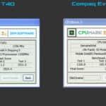 Výkon procesorů v CPUMark 2.1