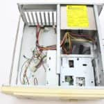 Bedna bez základní desky - PC VUJO 286 na 25MHz