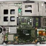 Bez HDD a procesoru - Sony Vaio PCG-QR10