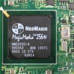 Grafický čip - Toshiba Tecra 8000