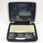 Otevřený zapnutý - Sony Vaio PCG-QR10