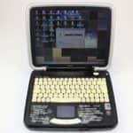 Otevřený zapnutý a teoretická výdrž na baterie - Sony Vaio PCG-QR10
