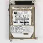 Pevný disk Toshiba MK1016GAP - Sony Vaio PCG-QR10