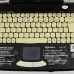 Rozložení klávesnice - Sony Vaio PCG-QR10