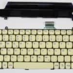 Samotná klávesnice a krytka - Sony Vaio PCG-QR10