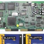 Sound Blaster 16 - PC VUJO 286 na 25MHz