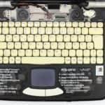 Z vrchu a bez krytky - Sony Vaio PCG-QR10