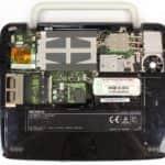 Zespodu a bez hliníkového krytu - Sony Vaio PCG-QR10
