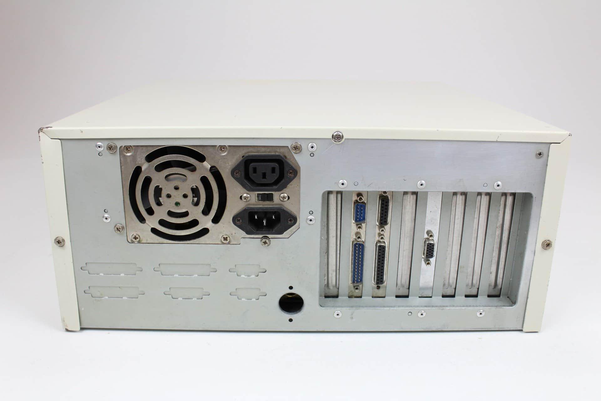 d170fc43e ... Zezadu - PC VUJO 286 na 25MHz ...