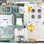 Bez chladičů - Fujitsu Siemens Lifebook E-6634