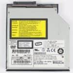CD-ROM štítek - Fujitsu Siemens Lifebook E-6634