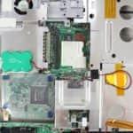 Dvě baterie - Fujitsu Siemens Lifebook E-6634