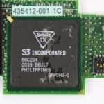 Grafický čip - Hewlett Packard OmniBook XE3