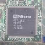 PCMCIA čip - Fujitsu Siemens Lifebook E-6634