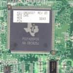 PCMCIA čip - Hewlett Packard OmniBook XE3