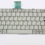 Samotná klávesnice - Fujitsu Siemens Lifebook E-6634