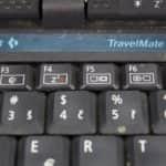 Výrobce a model notebooku - Acer TravelMate 529ATX