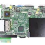 Základní deska z vrchu z - Hewlett Packard OmniBook XE3