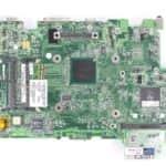 Základní deska zespodu z - Hewlett Packard OmniBook XE3