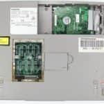 Zespodu a bez krytek - Toshiba Satellite Pro 420CDS