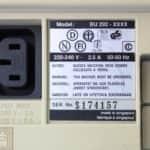 Štítek na počítači - Olivetti M290-20