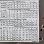 Štítek zespodu klávesnice - Notebook 1400