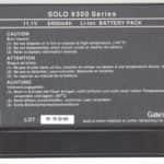 Baterie - Gateway Solo 9300