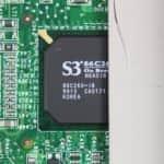 Grafický čip - Notebook 1400