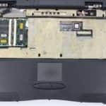 Odmontovaná klávesnice - MaxData Atrist Harvard SL
