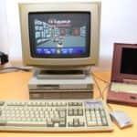 Olivetti M290-20 ve hře Wolfenstein 3D